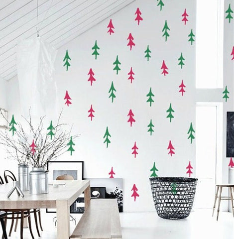 Merry Christmas Wall Decals