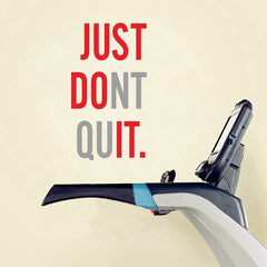 Just Dont Quit Decal