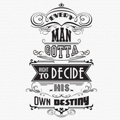 Quote Creative Destiny Design