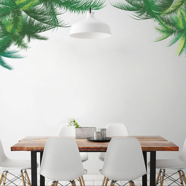 Green Tree Wall Sticker