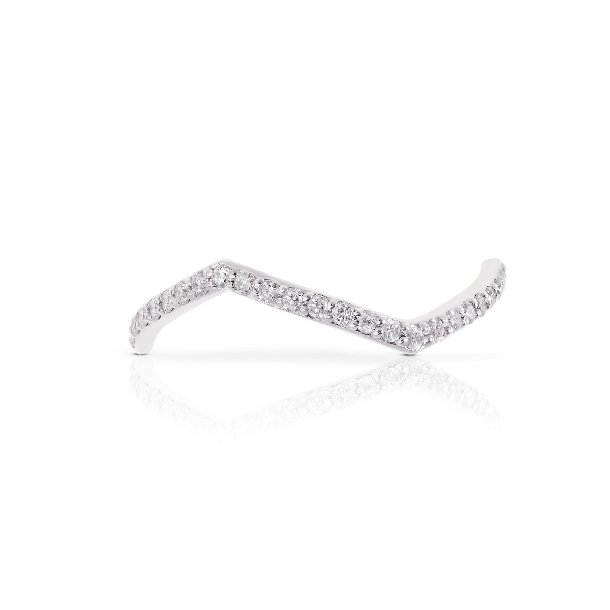 Diamond Soft Wiggly Band