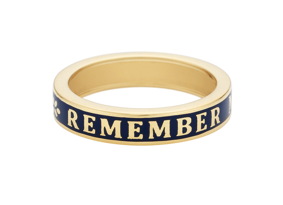 Remember Me Ring