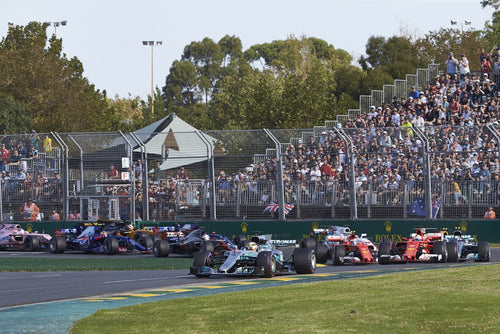 Australian Grand Prix: Race Result - Vettel wins