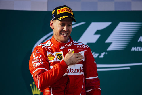 Vettel beats Hamilton to win Australian GP [UPDATED]