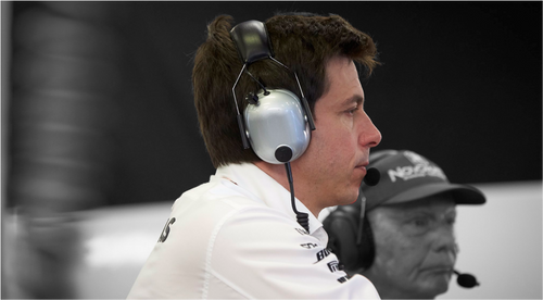 Wolff - 'We had hoped'