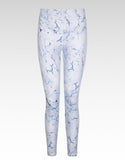 Cloud Crackle 7/8 High Waisted Workout Leggings