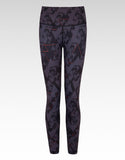 Electric Nights 7/8 High Waisted Workout Leggings