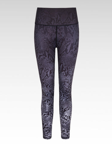 Spot On High Waisted 7/8 Length Legging