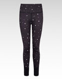 Supernova High Waisted Gym Leggings
