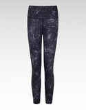 Stardust 7/8 High Waisted Workout Leggings