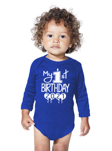 All Baby 1st Birthday Tops