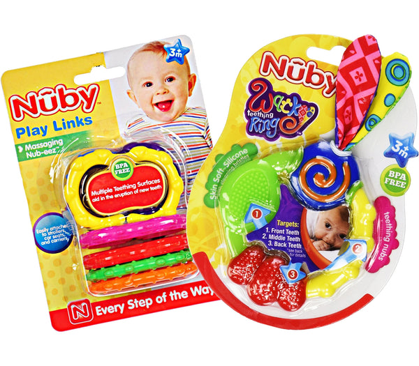 Baby Newborn Teethers / Toys