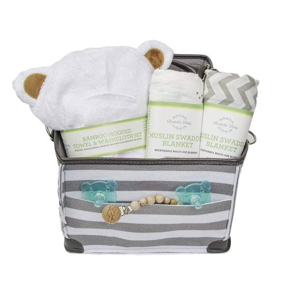 Bed and Bath Bundle by Arabella Baby - Aiden's Corner Baby & Toddler Clothes, Toys, Teethers, Feeding and Accesories