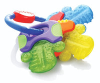 Nuby Ice Gel Teether Keys - Aiden's Corner Baby Clothes