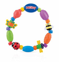 Nuby Bug-A-Loop Teether, Colors May Vary - Aiden's Corner Baby Clothes