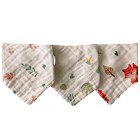 Bandana Bibs Set of Three by Arabella Baby - Aiden's Corner Baby & Toddler Clothes, Toys, Teethers, Feeding and Accesories