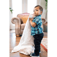 Six Layer Quilt by Arabella Baby - Aiden's Corner Baby & Toddler Clothes, Toys, Teethers, Feeding and Accesories