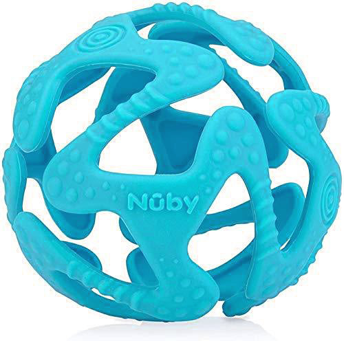 Nuby Tuggy Teether Ball - Aiden's Corner