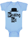 Baby Boy Girl Clothes - Breaking Dad Bodysuit @ aidenscorner.com