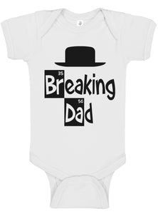 Breaking Dad Bodysuits - Aiden's Corner