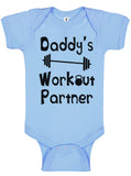 Daddy's Workout Partner - Aiden's Corner Baby Clothes