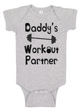 Baby Boy Clothes - Daddy's Workout Partner