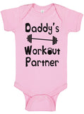 Handmade Boutique Style Baby Boy Girl Clothes - Daddy's Workout Partner