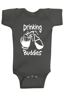 Baby Boy Clothes - Drinking Buddies @ aidenscorner.com