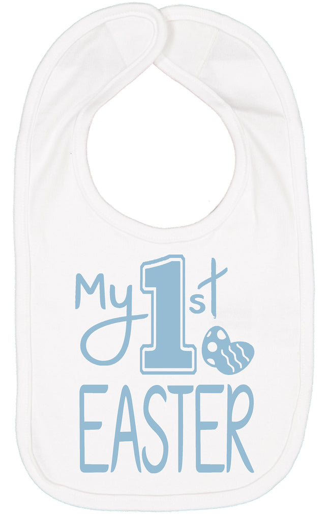 My 1st Easter Bib - Aiden's Corner Baby Clothes
