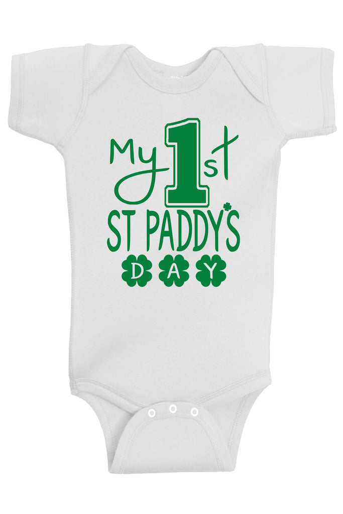 My 1st St Paddy's Day Bodysuit - Aiden's Corner