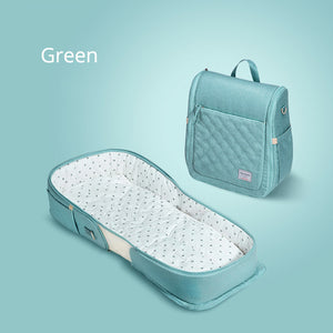 Portable Baby Travel Bed Bag for Baby 0-6M - Aiden's Corner Baby & Toddler Clothes, Toys, Teethers, Feeding and Accesories
