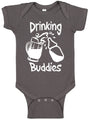 Drinking Buddies Mug Bodysuits