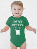 Pint Sized Green Bodysuits - Aiden's Corner Baby Clothes