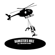 Load image into Gallery viewer, BANKSTER'S HOLE - LONG SLEEVE