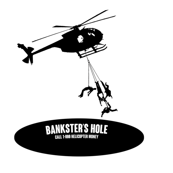 BANKSTER'S HOLE - The Bensin Clothing Company