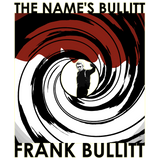 FRANK BULLITT 007 - The Bensin Clothing Company