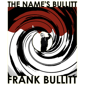 FRANK BULLITT 007 - LONG SLEEVE