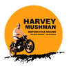 HARVEY MUSHMAN MOTORCYCLE RACING T-SHIRT