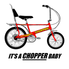 Load image into Gallery viewer, RALEIGH CHOPPER