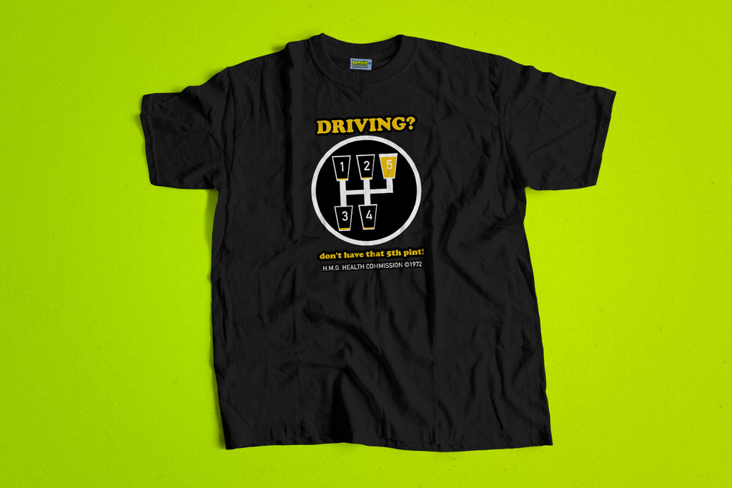 DRIVING? - The Bensin Clothing Company