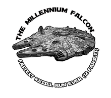 Load image into Gallery viewer, THE KESSEL RUN