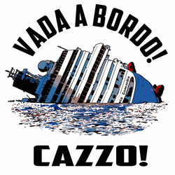 'VADA A BORDO' MS 'Costa Concordia'