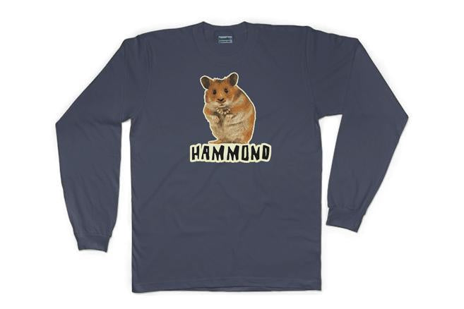 RICHARD HAMMOND - LONG SLEEVE