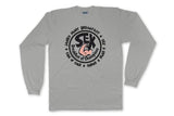 HUNT THE SHUNT - LONG SLEEVE - The Bensin Clothing Company