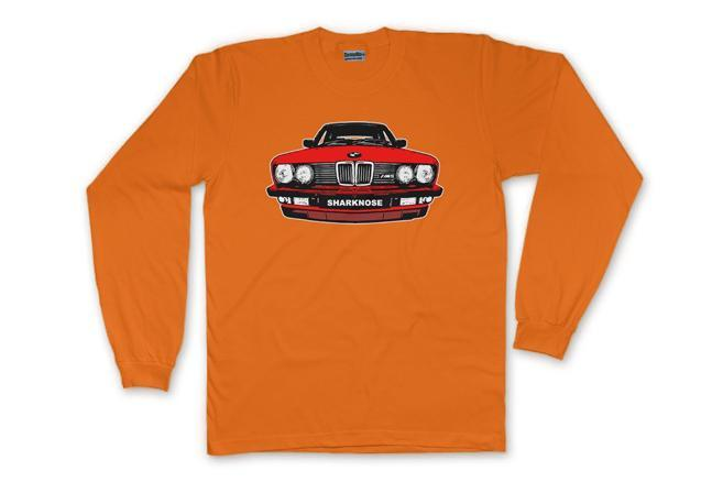 SHARKNOSE BMW - LONG SLEEVE