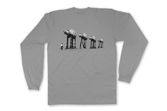 TANKMAN & THE GALACTIC EMPIRE - LONG SLEEVE