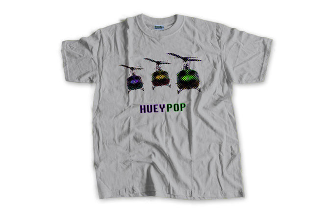 HUEY POP - The Bensin Clothing Company