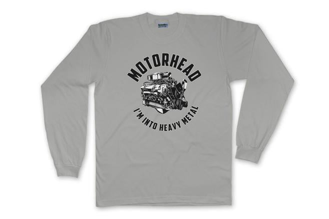 MOTORHEAD HEAVY METAL - LONG SLEEVE