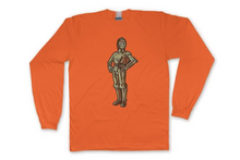 Load image into Gallery viewer, C3PO - LONG SLEEVE