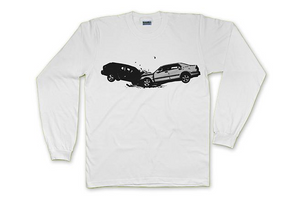 CAR CRASH - LONG SLEEVE
